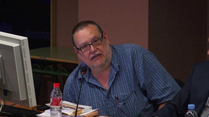 Intervención de Antonio Ripoll