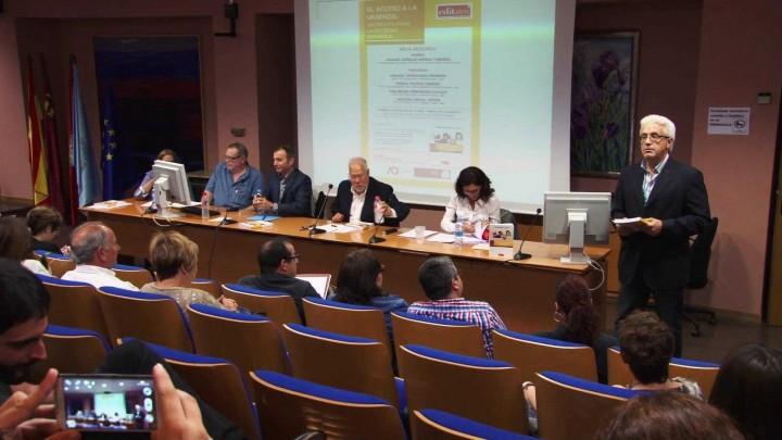 Presentación de la mesa redonda - Intervención de Manuel Hernández