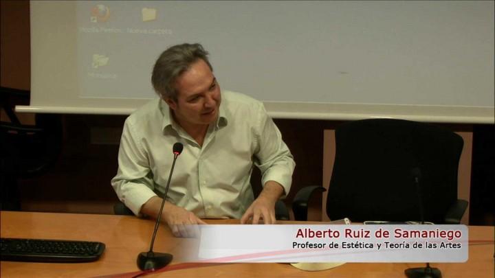 Conferencia Alberto Ruiz de Samaniego