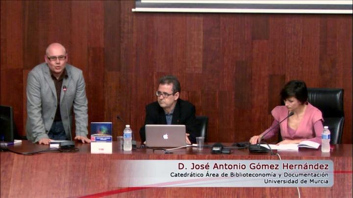 Charla Coloquio con Isidro Moreno sobre Narrativa Hipermedia y Transmedia