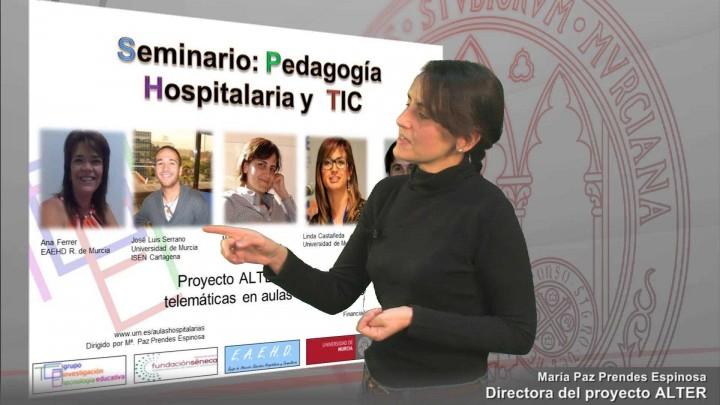 09-Proyecto ALTER. Alternativas telemáticas en aulas hospitalarias