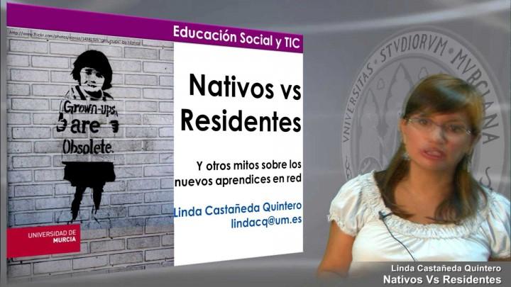 Nativos Vs. Residentes