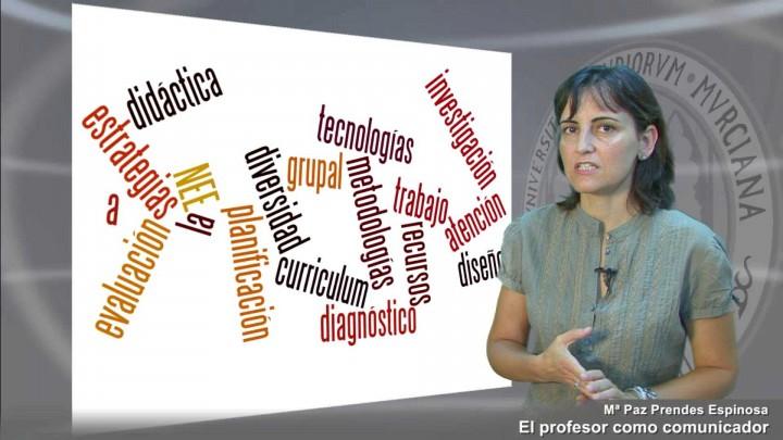 El profesor como comunicador