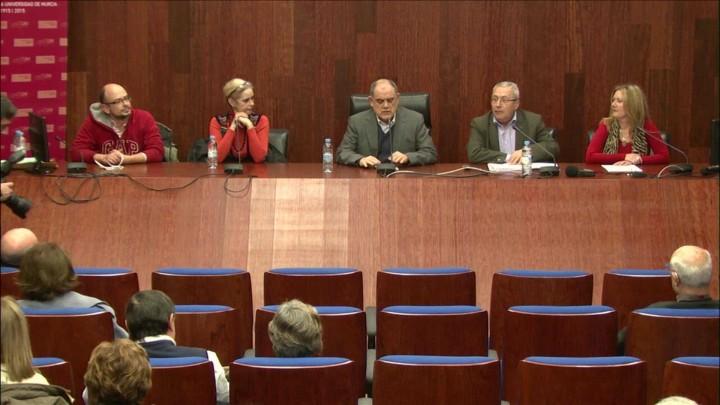 """Mesa redonda """"María Moliner, la Universidad y el Diccionario"""""""