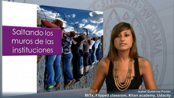 MITx, Flipped classrom, Khan academy y Udacity