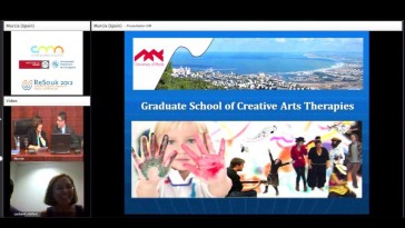 Graduate School of Creative Arts Therapies