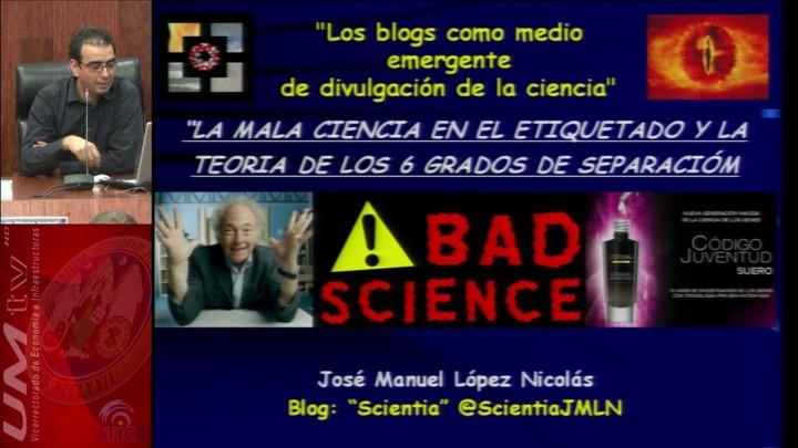 La mala Ciencia en el etiquetado y la teoría de los 6 grados de separación