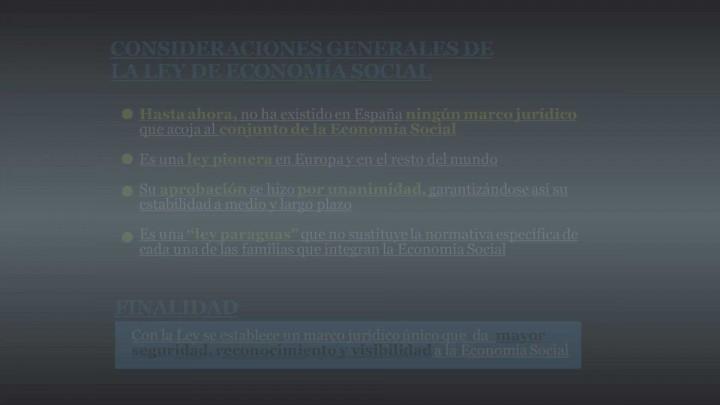 Situación actual y retos de las Empresas de Economía Social en España