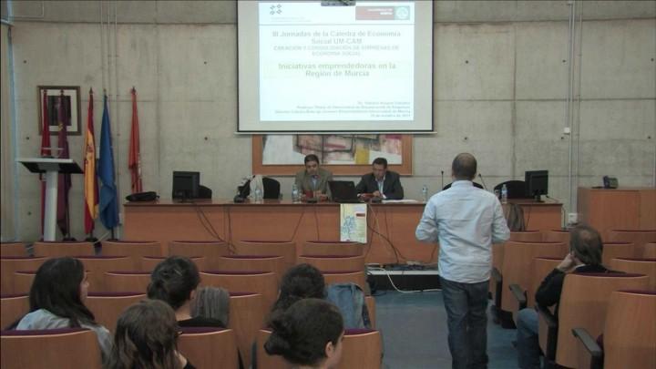 Iniciativas emprendedoras en la Región de Murcia
