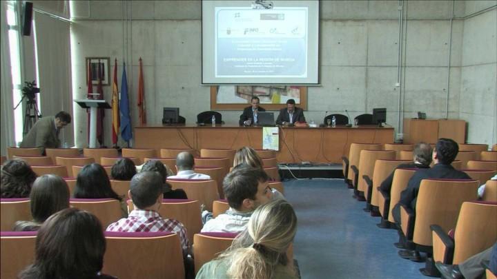 Quién te ayuda a emprender  en la Región de Murcia
