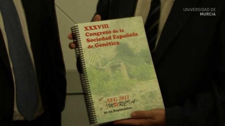 Congreso Sociedad Española de Genética