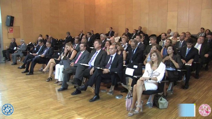 Discurso inaugural de la Apertura del Curso de las universidades públicas de la Región de Murcia