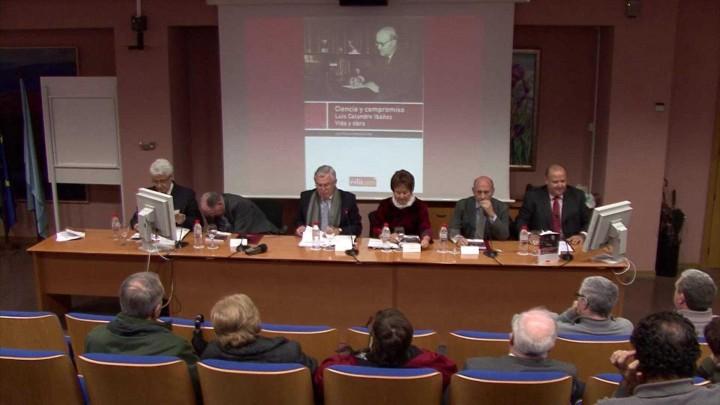 Ciencia y compromiso. Luis Calandre Ibáñez, vida y obra