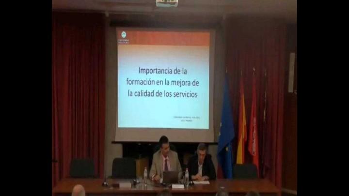 Ponencia: La formación en la Universidad