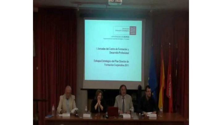 Mesa redonda: Enfoques de la formación en la Universidad de Murcia