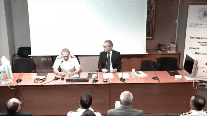 Conferencia de apertura:  El Plan Director de la Cultura de la Defensa