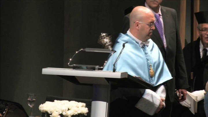 Entrega de Medallas a la Dedicación Universitaria