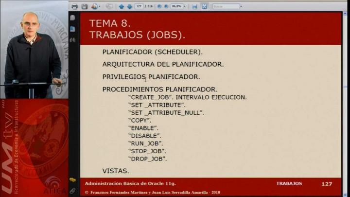 Tema 8: Trabajos