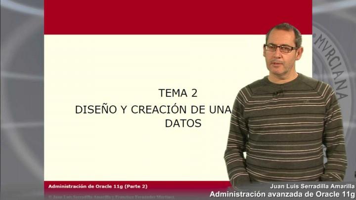 Tema 2: Diseño y creación de una base de datos