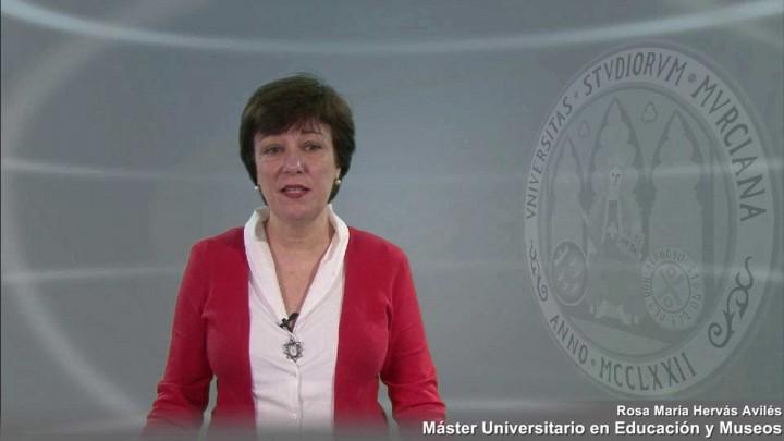 Aprender en los museos. Rosa María Hervás