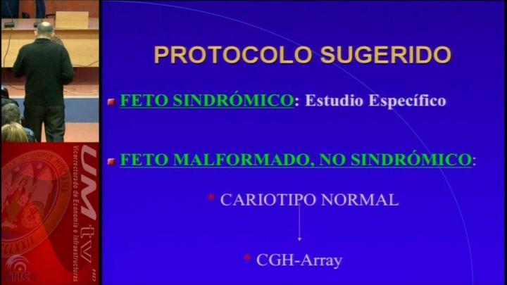 Vieja Citogenética versus Nueva Citogenética. Francisco Galán, Parte 2/2