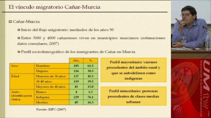 Lógicas sociales y familiares en la gestión de las remesas: el caso de la migración Cañar- Murcia