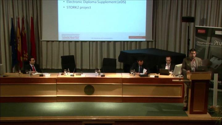 11 - Bloque: Firma electrónica. Firma electrónica en TUI e Interoperabilidad